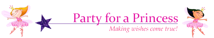 Party for a Princess Logo
