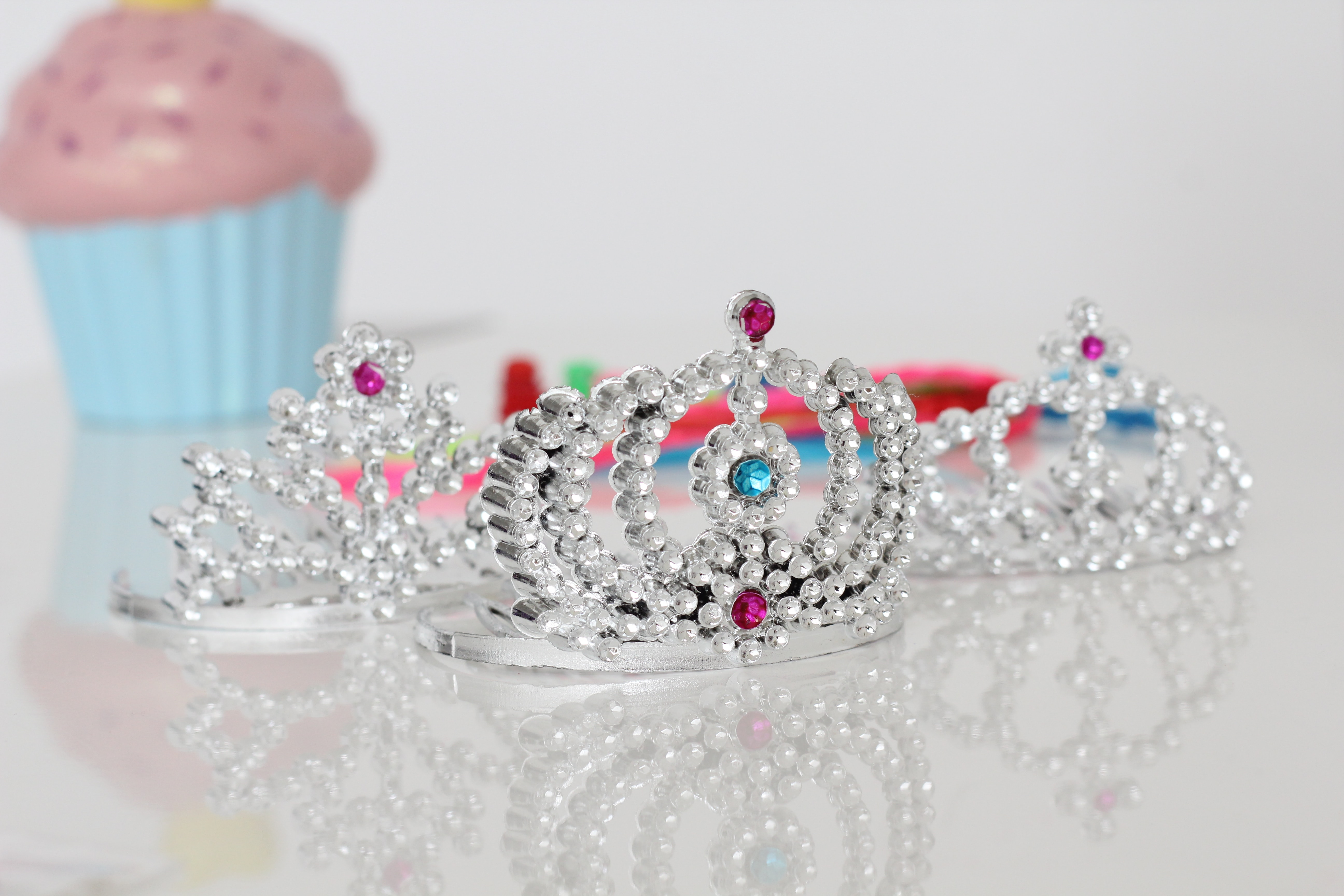 Party for a Princess Package - Silver Party